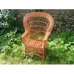 fauteuil emmanuelle pm buff. Black Bedroom Furniture Sets. Home Design Ideas